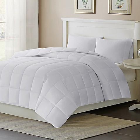 Sleep philosophy level 2 warmer down alternative comforter - Home design down alternative comforter ...