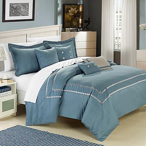 Chic Home Mandalay 7 Piece Comforter Set Bed Bath Beyond