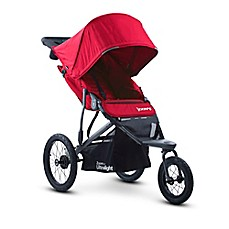 image of Joovy® Zoom 360 Ultralight Jogging Stroller in Red