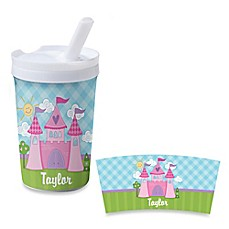 image of Princess Castle 8 oz. Sippy Cup