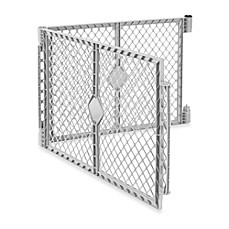 image of North States SuperYard  XT Safety Gate Two-Panel Extension Kit