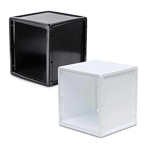 Amazing B+inu0026reg; Plastic Storage Cube