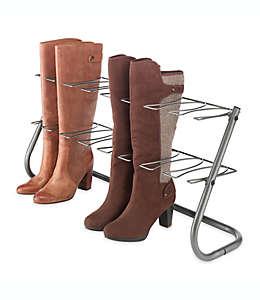 Organizador de acero para botas