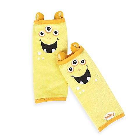 Nuby™ Monster Strap Cover in Yellow