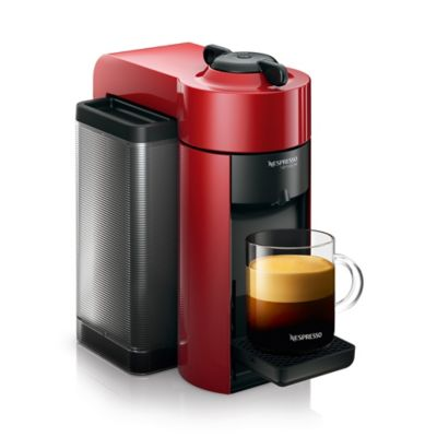 Coffee Maker On Clearance : Nespresso VertuoLine Evoluo Coffee/Espresso Maker in Cherry Red - Bed Bath & Beyond