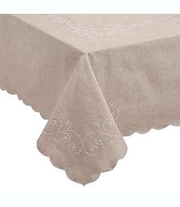 Mantel rectangular Lenox® French Perle, de 1.52 x 3.04 m en lino