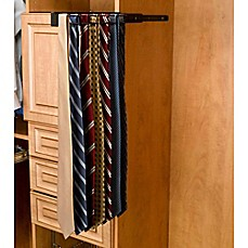 Merveilleux Rev A Shelf® 23 Hook Side Mount Tie Rack