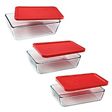 image of Pyrex® Storage Plus Glass Container Collection