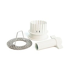 image of Blossoming Onion Grill Rack in White