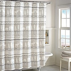image of Saranac Shower Curtain