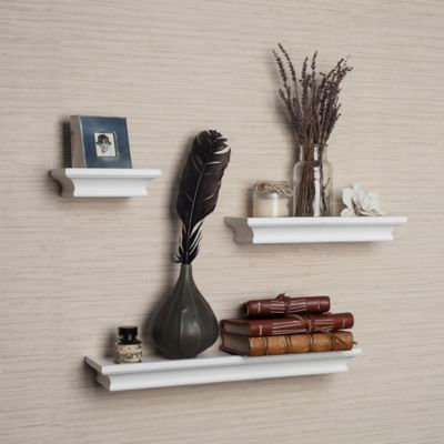 Decorative Shelving. Decorative Shelving. Typography Wall Decor