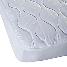 image of CleanBrands CleanRest Waterproof Crib Mattress Pad