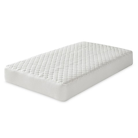 Buy Greenbuds Organic Cotton Quilted Crib Mattress Pad