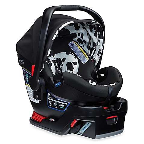 britax b safe 35 elite xe series infant car seat in cowmooflage bed bath beyond. Black Bedroom Furniture Sets. Home Design Ideas