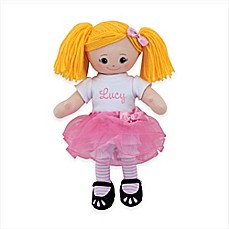 image of Blonde Doll with Tutu