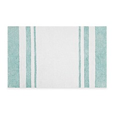 image of Madison Park Reversible Cotton Bath Rug