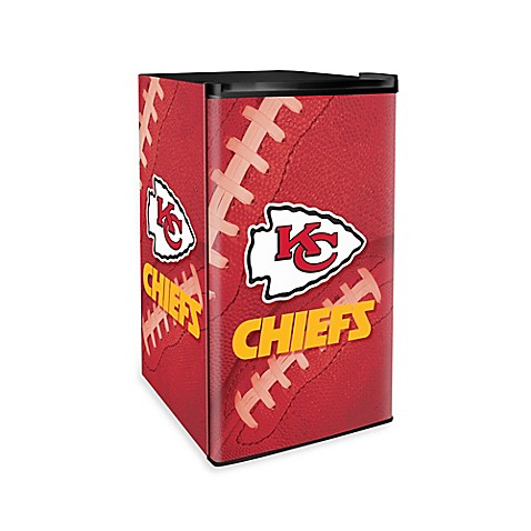 Countertop Height Fridge : ... Kansas City Chiefs Countertop Height Refrigerator - Bed Bath & Beyond