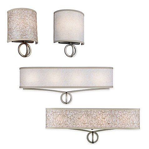 Feiss? Parchment Park Vanity Light Collection - Bed Bath & Beyond