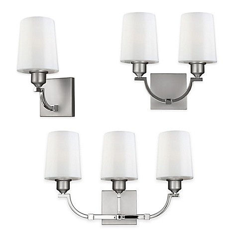 Feiss Preakness Bath Lighting Fixtures Bed Bath Beyond
