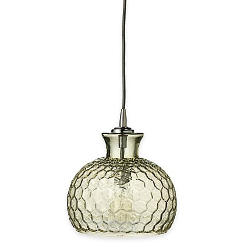 Jamie young clark 1 light glass pendant bed bath beyond jamie young clark 1 light glass pendant aloadofball Image collections