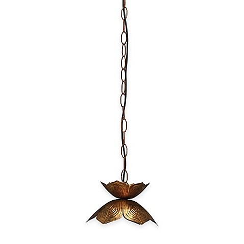 Jamie young small flowering lotus 1 light pendant in for Jamie young lighting pendant
