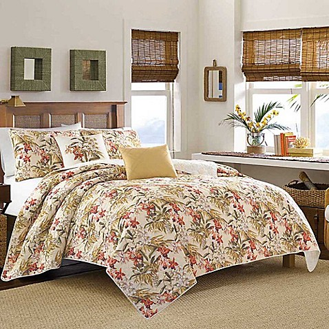 Tommy Bahama 174 Daintree Tropic Quilt Bed Bath Amp Beyond