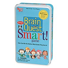 image of Brain Quest Smart Game in a Tin