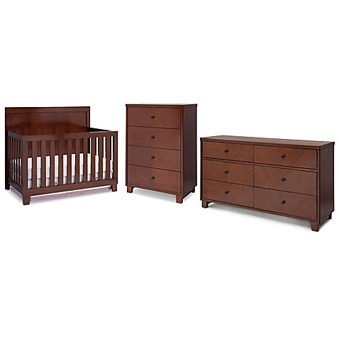 Simmons Kids Bellante Nursery Furniture Collection in