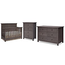 image of Serta® Northbrook Nursery Furniture Collection in Rustic Grey