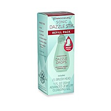 image of Connoisseurs Advanced Jewelry Cleansing Refill for Sonic Dazzle Stik