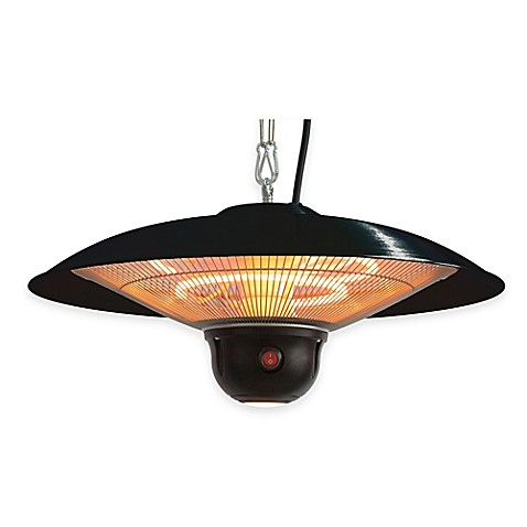 EnerG+ HEA 21522MI Electric Hanging Patio Heater With LED Light