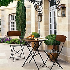 image of Bombay® Lucia 3-Piece Bistro Set