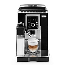 image of magnifica s cappuccino smart fully automatic espresso cappuccino machine