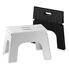 image of EZ Foldz 12-Inch Folding Step Stools  sc 1 st  Bed Bath u0026 Beyond & Ladders u0026 Stepstools - Bed Bath u0026 Beyond islam-shia.org
