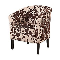 image of Simon Retro Modern Club Chair