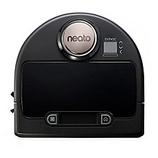 image of Neato Botvac™ Connected Wi-Fi Enabled Robot Vacuum in Black