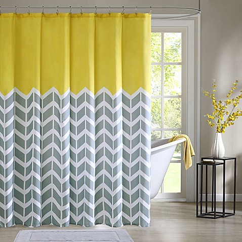Bed Bath And Beyond Chevron Curtain Panels