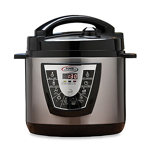 electric power pressure cooker xl™ - bed bath & beyond