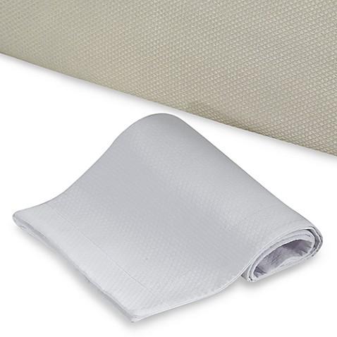 Diamond Matelasse Box Spring Cover Bed Bath Amp Beyond