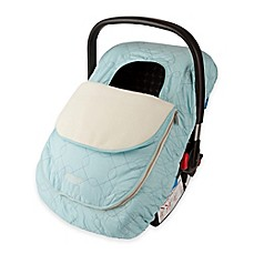 image of JJ Cole® Car Seat Cover in Aqua