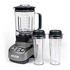 image of Cuisinart Velocity Ultra 1 HP Blender with 2 Travel Cups