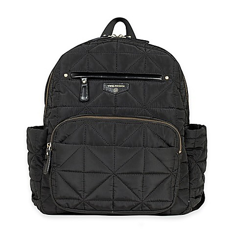 Companion Backpack Black | TWELVElittle
