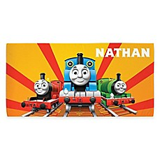 image of Thomas & Friends Beach Towel