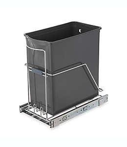 Real Simple® Bote de basura deslizable, 29 L