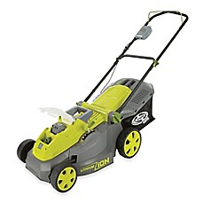 image of Sun Joe® iON Tool Series iON16LM 40-V 16-Inch Cordless Lawn Mower with Brushless Motor