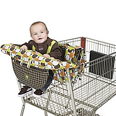 image of J is for Jeep® Shopping Cart and High-Chair Cover