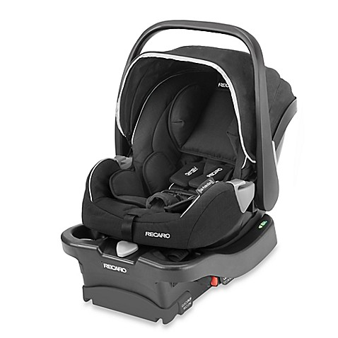 recaro performance coupe infant car seat in onyx buybuy baby. Black Bedroom Furniture Sets. Home Design Ideas