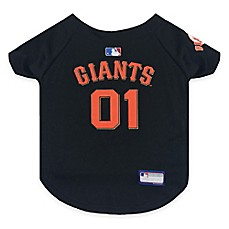image of MLB San Francisco Giants Dog Jersey