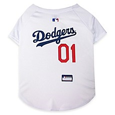 image of MLB Los Angeles Dodgers Dog Jersey