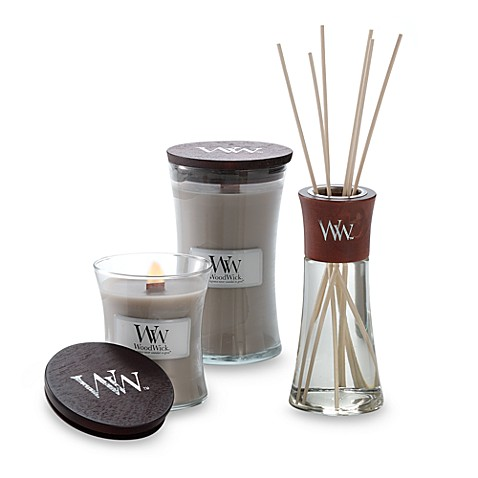 Woodwick Fireside Candles And Diffusers